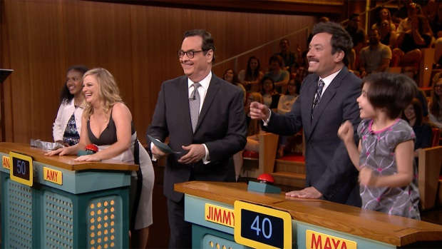 [NATL] 'Tonight': Are You Smarter Than a Smart Girl?