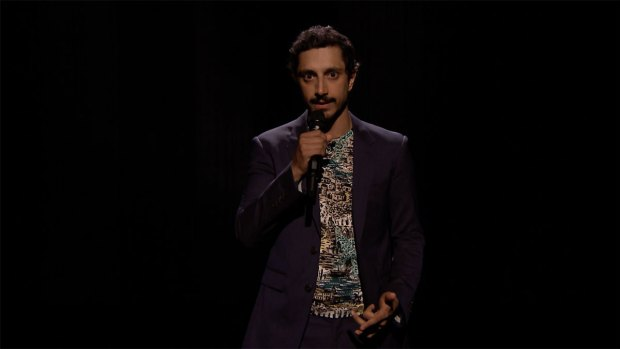[NATL] 'Tonight': Riz Ahmed Performs Passionate Rap in Wake of Va. Violence