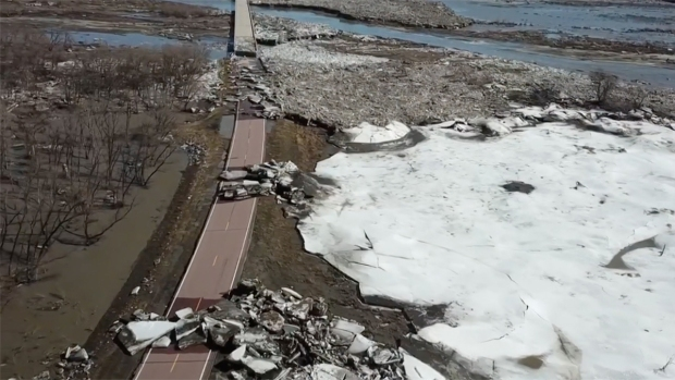 [NATL] Historic Midwest Flooding Expected to Linger