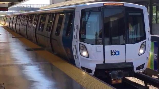[BAY] Second Round of New BART Cars to Roll Out Next Week