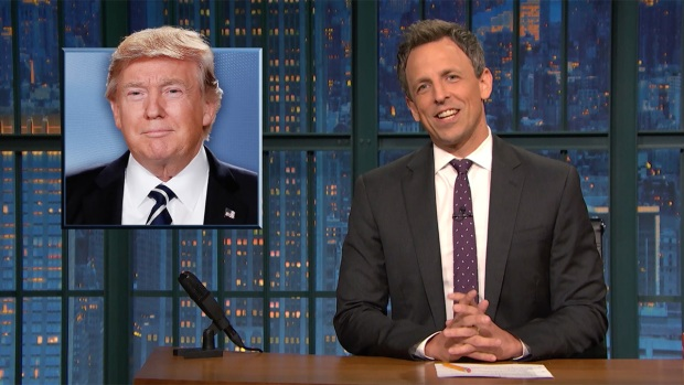 [NATL] 'Late Night': Closer Look at the Fallout of the White House Shake-Ups