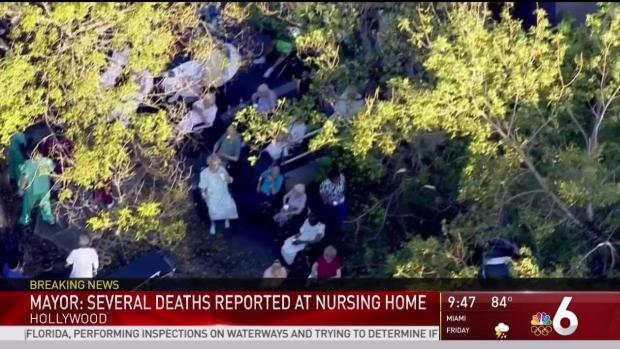 [NATL-MI] Several Deaths Reported at Hollywood Nursing Home