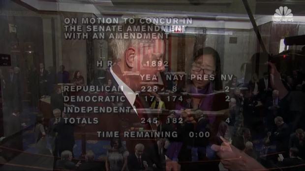 [NATL] Shutdown Threat Looms Again