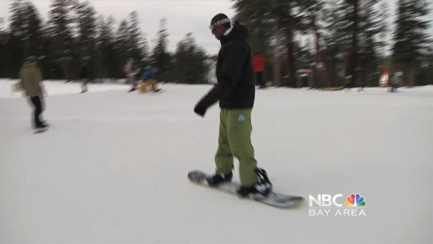 [BAY] Raw Video: Safety Hazards on the Slopes