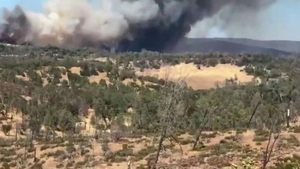 [BAY] Snell Fire Forces Mandatory Evacuations in Napa County