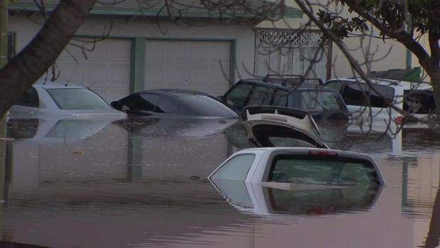 [BAY] Six Coyote Creek Flood Victims to File Claim, Seek Compensation