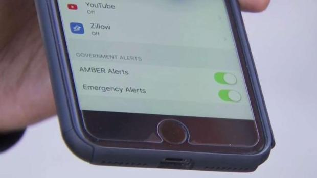 [BAY] Sonoma Co. Officials Test Emergency Wireless Alert System