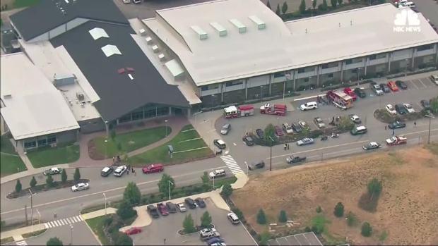 [NATL] Juvenile Suspect in Custody After Washington School Shooting