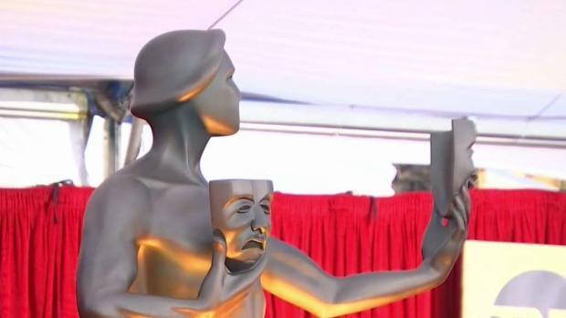 [NATL-LA] Stars on the SAG Awards Red Carpet