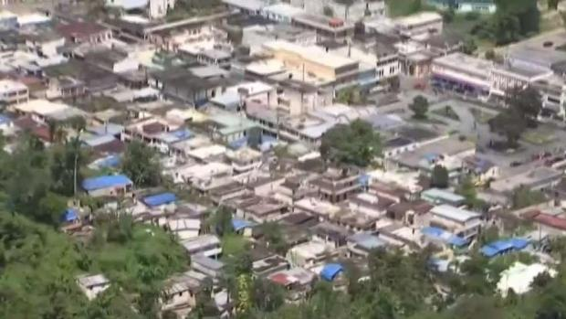 [NATL-NY] Storm Damage Remains on Puerto Rico 1 Year After Maria