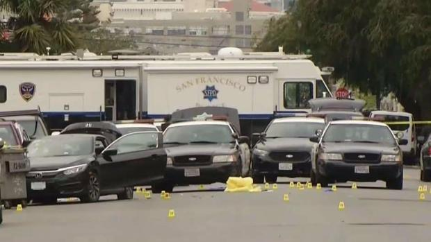 [BAY] Suspect Dies Following Officer-Involved Shooting in SF: PD