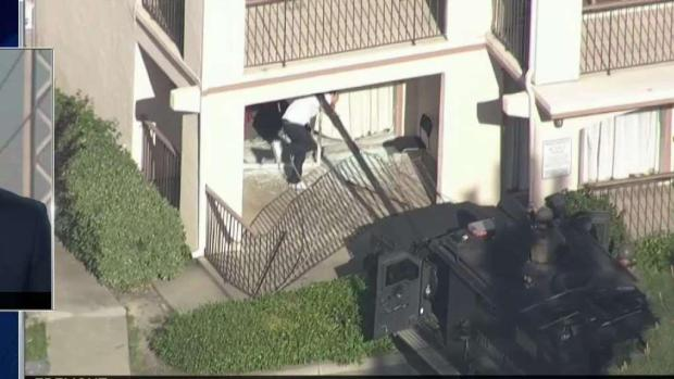 [BAY] Suspects in Custody After Hours-Long Fremont Standoff
