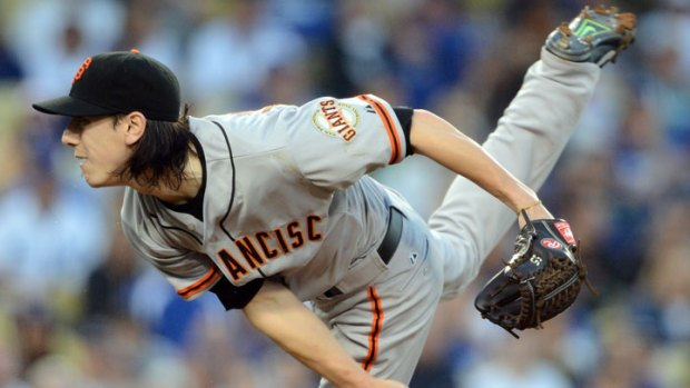 Tim Lincecum's Velocity Returned, at Least