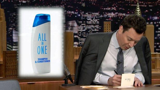 'Tonight Show': Thank You, Long Underwear