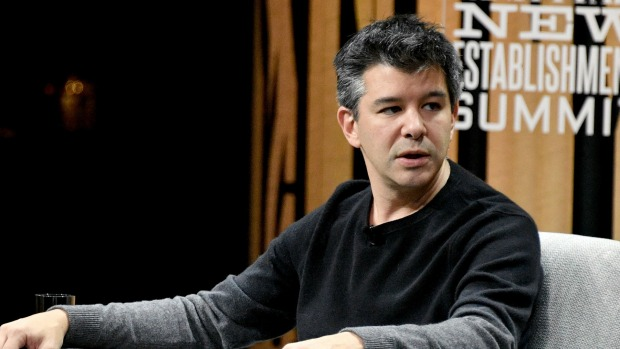 [BAY] Uber CEO Travis Kalanick Steps Down