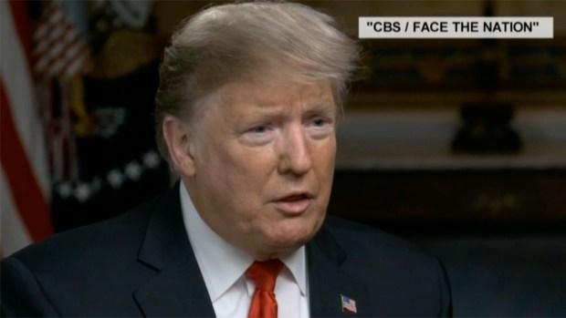 [NATL] Trump Threatens New Shutdown for Border Wall Funds