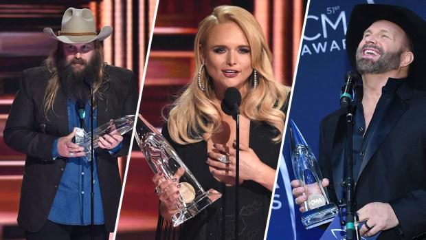[NATL] Country Stars Rock the 2017 CMA Awards