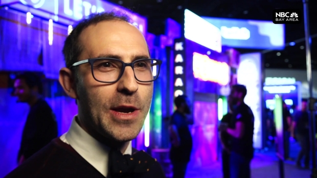 Twitch CEO Talks TwitchCon Craze in Bay Area