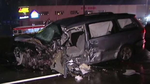 [BAY] Two Dead After Wrong-Way Crashes on Highway 101 in SF