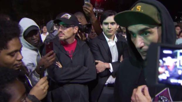 [BAY] UC Berkeley Boosts Security at Ben Shapiro Speech; Arrests Made