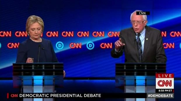 [NATL] Candidates Get Heated Over Gun Control Debate
