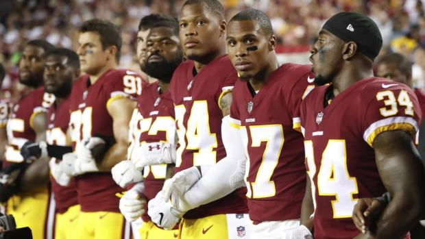 [NATL] NFL Players Protest During National Anthem