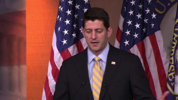 [NATL] GOP to Tackle Planned Parenthood in Repeal: Ryan