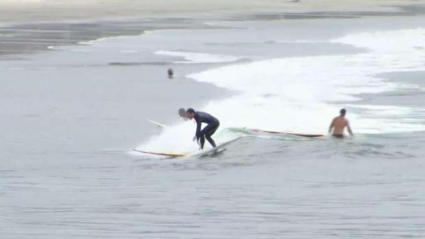 Uncertain Future for Mavericks Surfing Contest