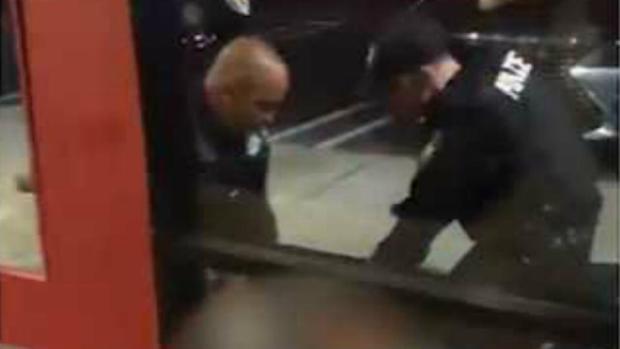 [BAY] Vallejo Police Respond to Video Capturing Suspect's Arrest