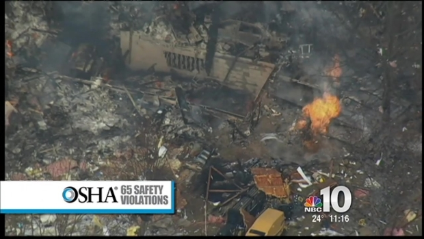 [PHI] OSHA to Investigate Deadly NJ Blast