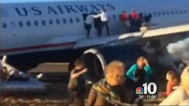 [PHI] Passengers Describe Frightening Flight