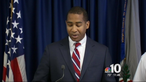 [PHI] U.S. District Attorney Speaks on Philly Police Corruption