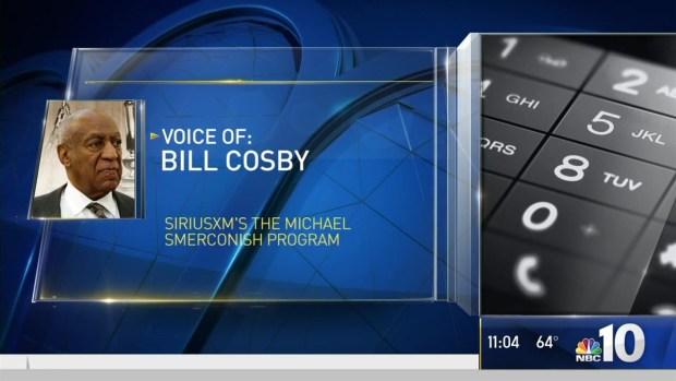 [NATL-PHI] Bill Cosby Speaks in Radio Interview