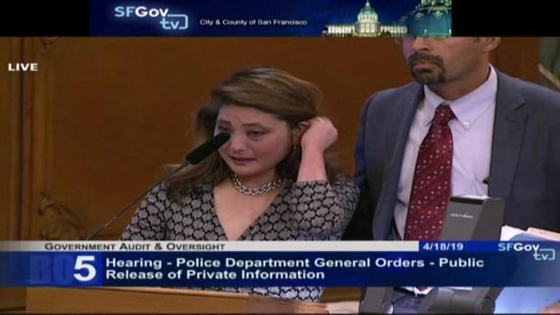 Jeff Adachi's Widow Criticizes SFPD Over Releasing Police Report