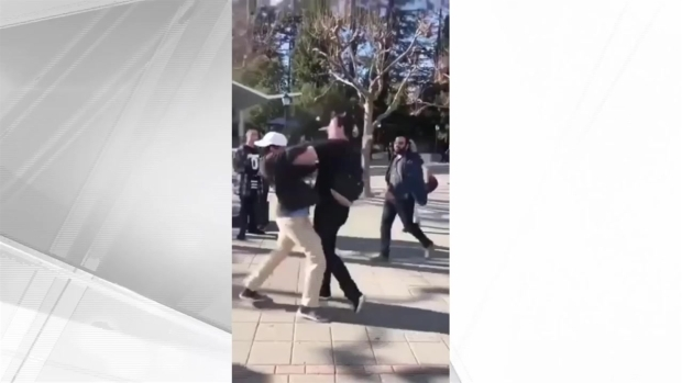 Video Shows Attack at UC Berkeley