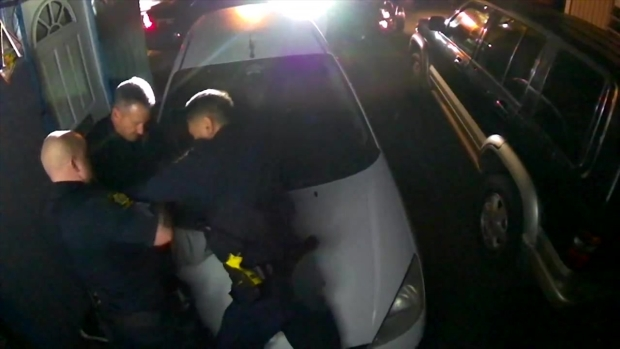 Video Shows Palo Alto Police Roughing Up Resident Over Suspended Driver's License