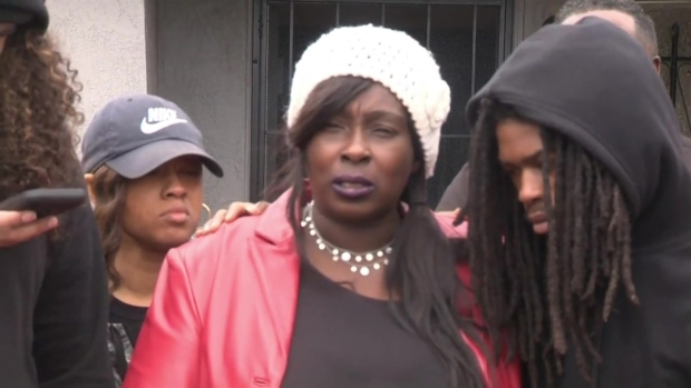 [BAY] Stephon Clark's Mother Responds to DA's Decision to Not Charge Officers