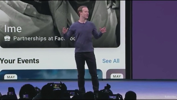 [NATL-BAY] RAW: Zuckerberg Introduces Facebook's New Dating Profile Feature
