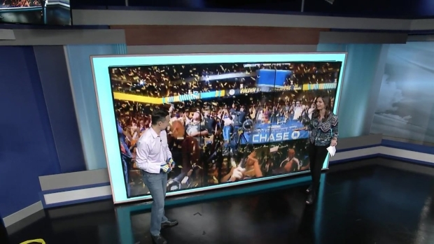 [BAY] The Celebration Continues: Warriors Sweep Cavaliers, Win NBA Championship