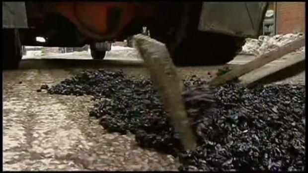 [CHI] Chicago's Massive Pothole Problem