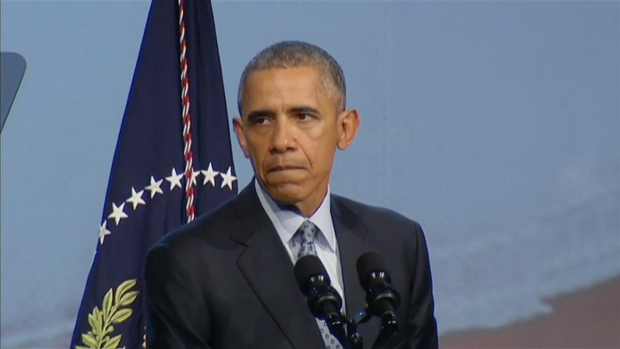[NATL-CHI] Obama Addresses Violence in Chicago: 'I Live on the South Side'