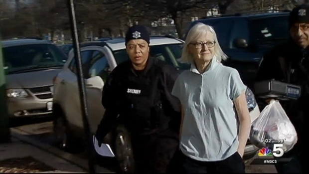 Serial stowaway 'Marilyn Hartman' arrested at Chicago airport