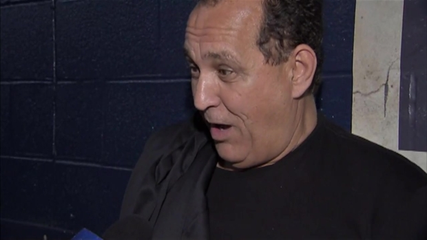 [CHI-NATL] Anthony Rizzo's Dad Talks Nerves Ahead of Game 7