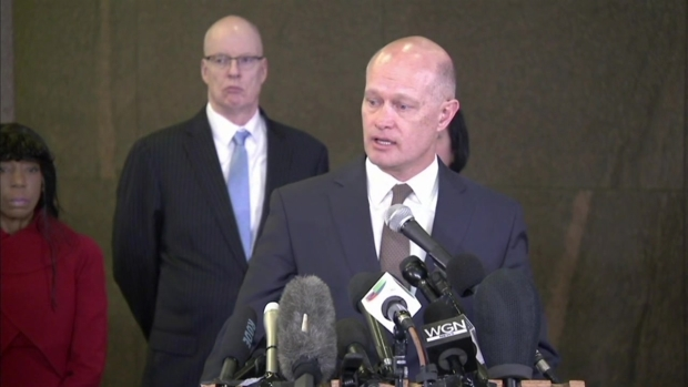 [NATL CHI] Special Prosecutor Joseph McMahon Speaks After Sentence