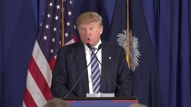 [NATL] Trump Responds to Pope Francis