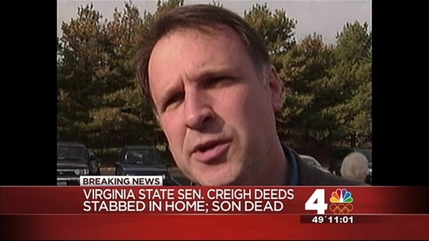 [DC]  Sources: Son Stabs Va. Sen. Deeds, Fatally Shoots Self