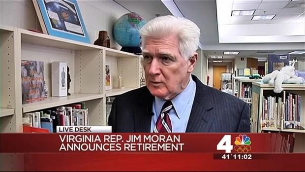 [DC] Jim Moran, Virginia Rep., to Retire