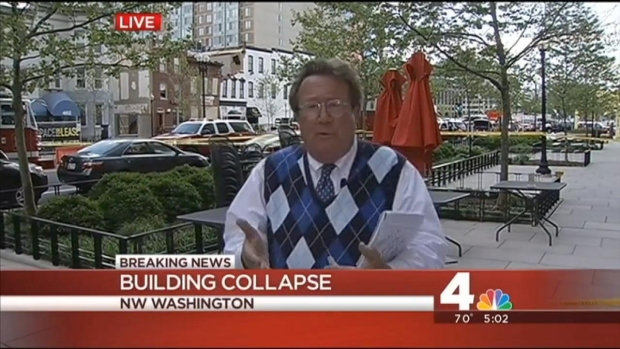 [DC] Building Collapse Forces Evacuation of NW D.C. Strip Club