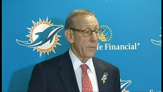 [MI] Dolphins Owner Stephen Ross Talks To Media