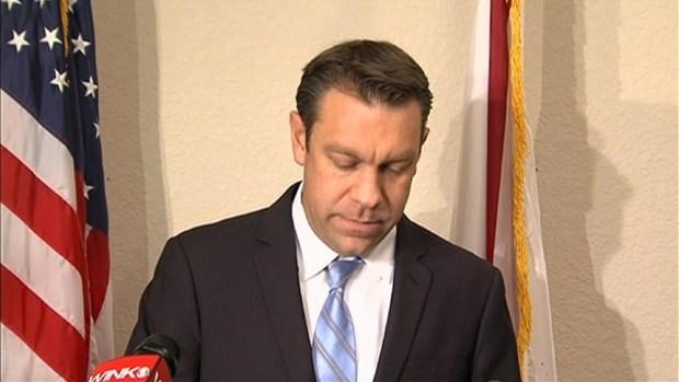 "[MI] Florida Congressman Trey Radel: ""Alcohol Does Not Work for Me"""